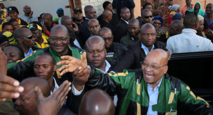 Edelmans survey exposes the myth of Zuma's power among rural population