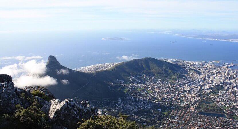 Herbst: Capetonians live in a different world, proof's in delivery