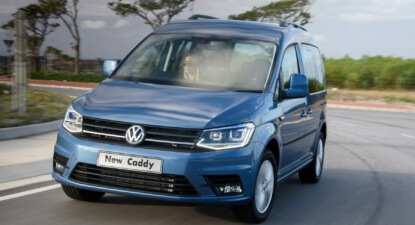 VW Caddy – should versatility be the new buzzword?
