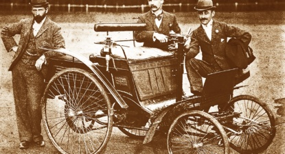 SA celebrates 120 Years of the car at Festival of Motoring