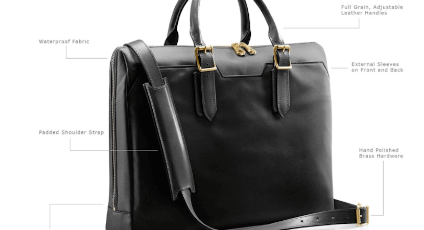 Meet the Carry Case: Every man needs one – apparently