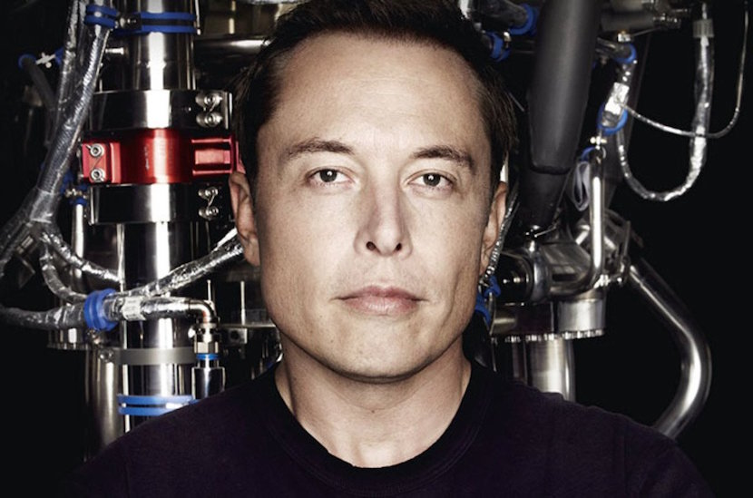 Elon Musk. Picture courtesy of Twitter