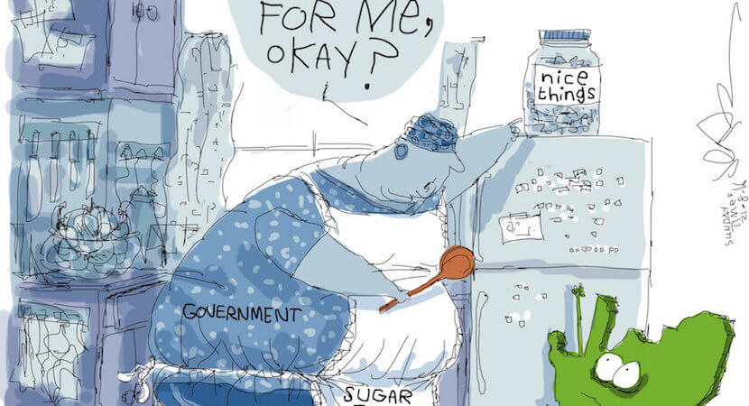 Protagonists all in a fizz over sugar-sweetened drinks tax…