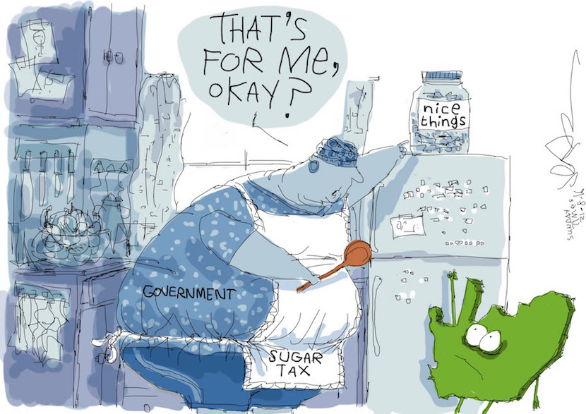Should SA be introducing a sugar tax to deal with obesity? More gems available at www.jerm.co.za.