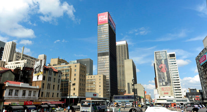 New brooms sweeping. Dividends start flowing for Joburg, NMB ratepayers.