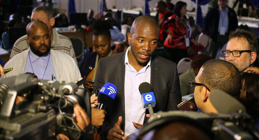 Coalition chess: EFF/DA talks gain traction. ANC set for 4-day pow-wow.