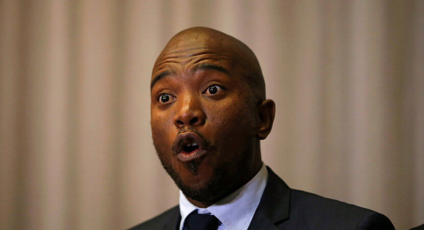Maimane: Estina exposes very real, very human face of Zupta corruption