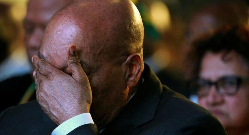 "Pressure grows on Zuma: ANCYL laments Gauteng ""devastating"" election result"