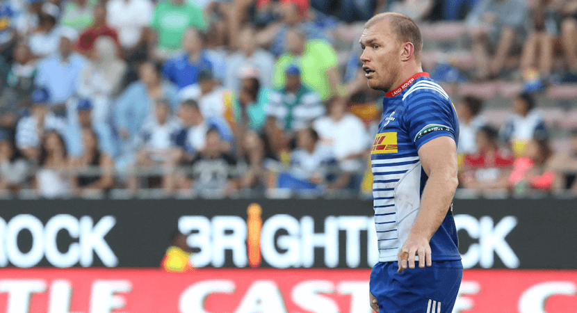 Bok Legend Schalk Burger: Overcoming illness & learning to love rugby