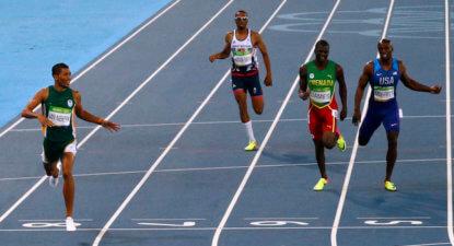 O'Sullivan: The knock-on effect – Running like Wayde van Niekerk
