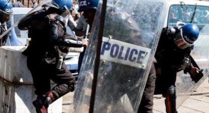 Zimbabwe protests: EU takes on Mugabe over police brutality