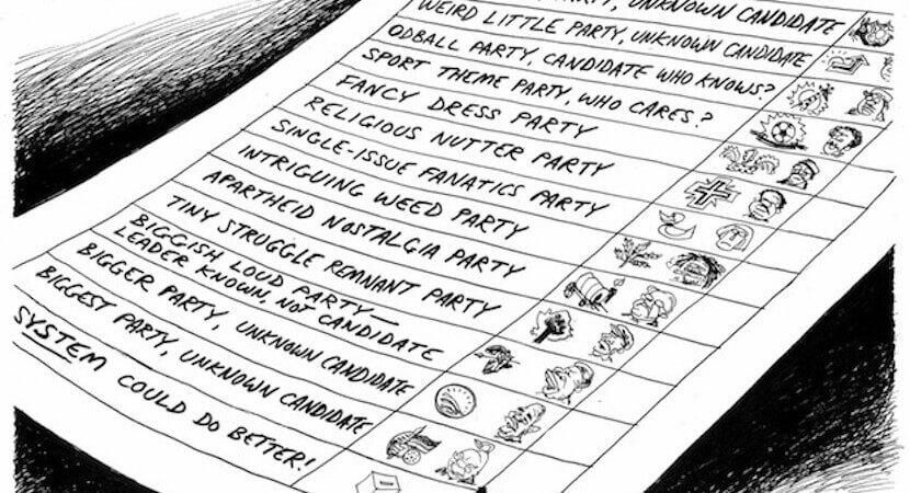 ELECTION: Rustenberg to Estcourt; the 27 councils where no party got 50%