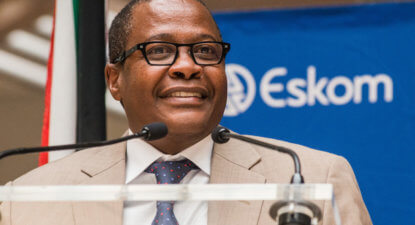 Eskom: Utility in crisis? NGO takes aim at CEO Brian Molefe