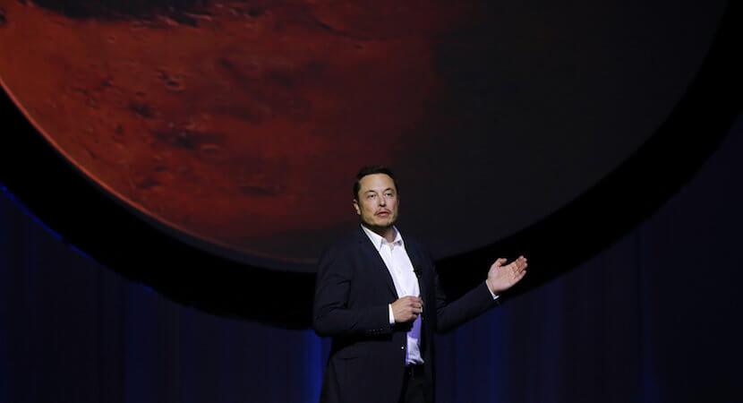 WATCH: Elon Musk on what awaits his human pioneers restarting Life on Mars.