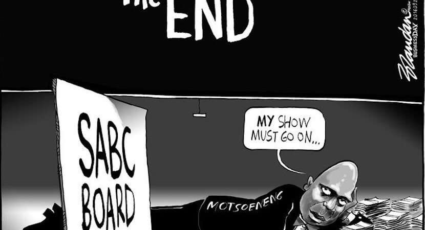 Snouting at the SABC trough – reprise of how inept board members got there