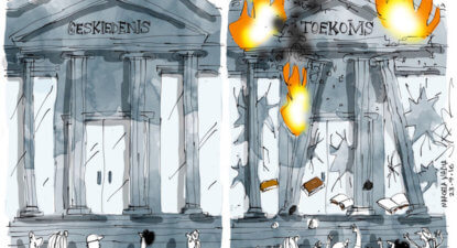 Matthew Lester on #FeesMustFall: Master manipulation of Mom and Dad