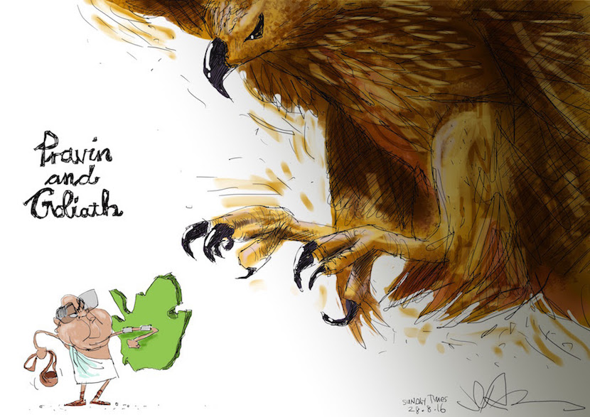 More cartoons available at www.jerm.co.za.