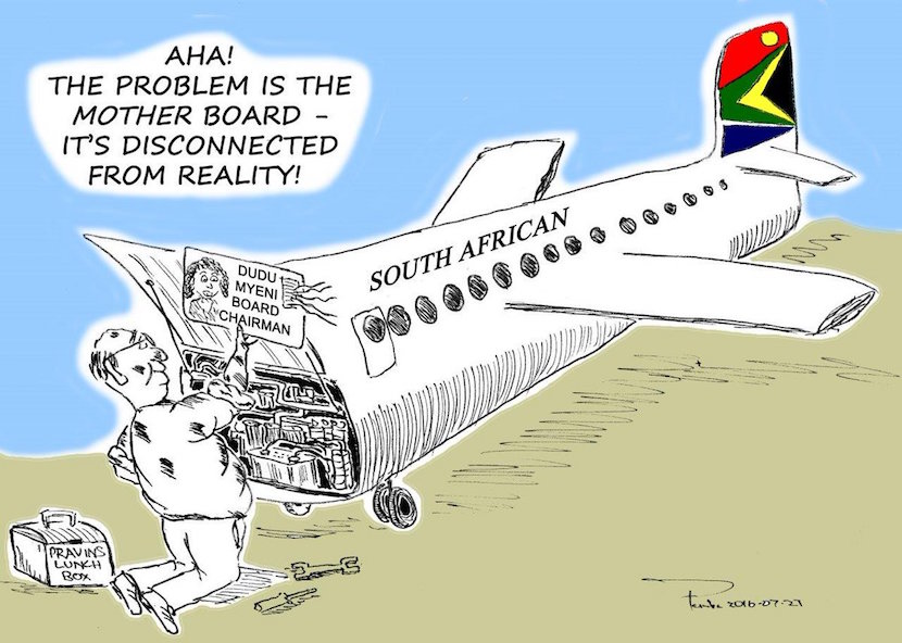 Cartoon courtesy of Twitter @PaulieCartoons