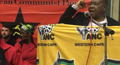 No Confidence debate – SACP sums up ANC MPs' dilemma