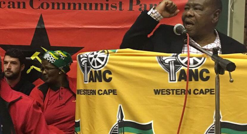 Alliance fracture: SACP Cape slams ANC greed, considers contesting election