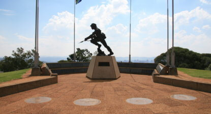 "History's lessons: The ""Border War"" and a Namibian hero SA owes so much to."