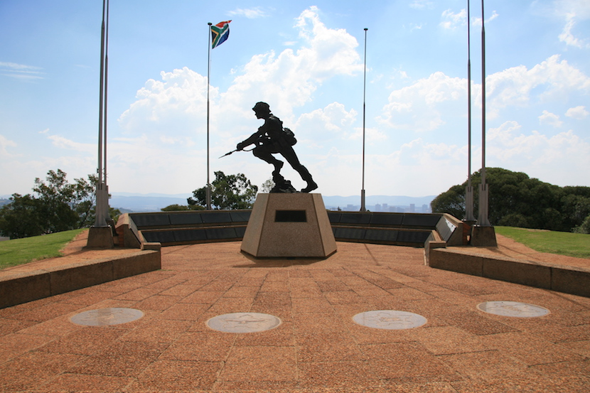 """History's lessons: The """"Border War"""" and a Namibian hero SA owes so much to."""