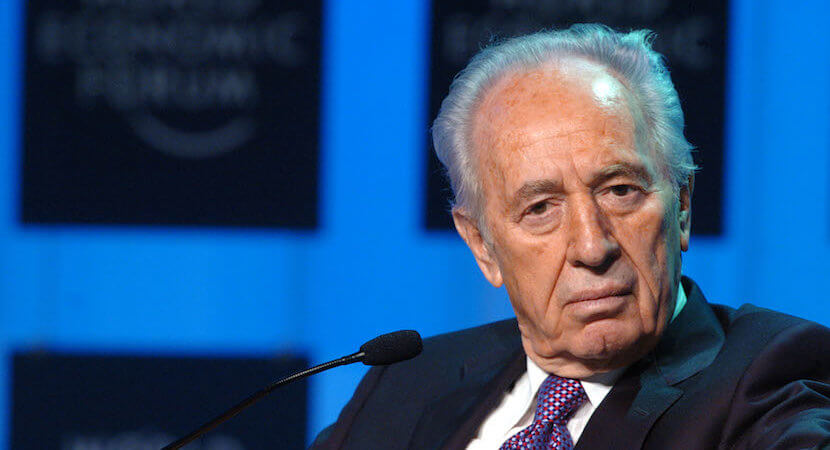 "Shimon Peres dies at 93, reviving memories of Erdogan ""conquering"" of Davos"