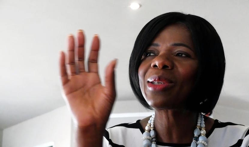 Thuli Madonsela. Picture courtesy of Twitter @City_Press
