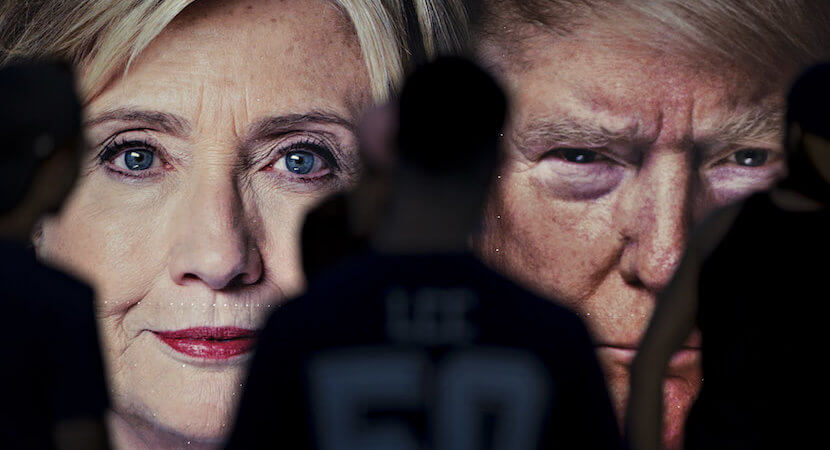 Pressly on The Big Election: Putin's puppet vs the nasty