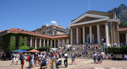 Taking on UCT's Fallists in their own vernacular – Tim Crowe