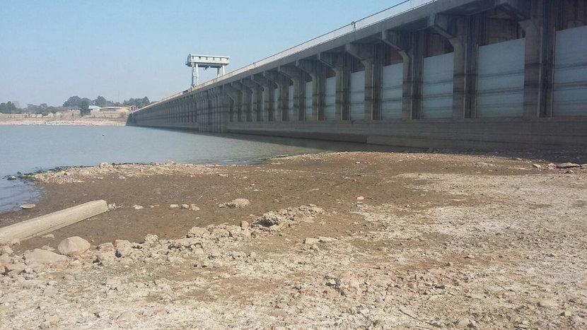 Vaal Dam. Picture courtesy of Twitter @SureKamhunga
