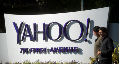 Yahoo's 500m compromised accounts. A wake up call and what to do about it.
