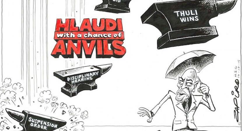 ANC vs SABC: Mthembu declares war as Hlaudi clings to power