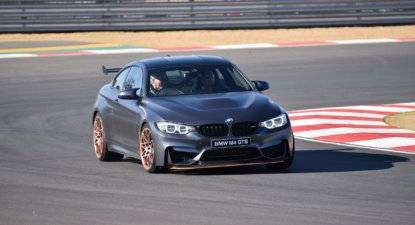 BMW M4 GTS: Impressions from behind the wheel at SA Festival of Motoring