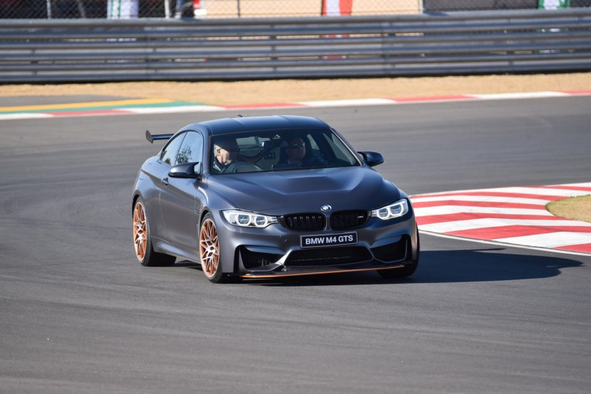 Bmw M4 Gts Impressions From Behind The Wheel At Sa Festival Of