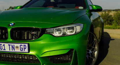 BMW M4 Competition Package: only serious drivers need apply