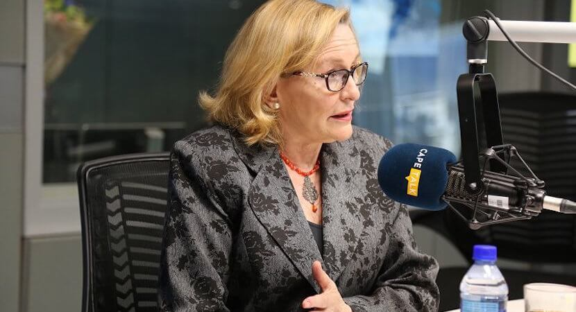 Advice to 'New Age' journos – come well-armed to tea with 'Madam' Zille