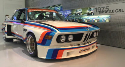 Motoring enthusiasts dream: A trip to the BMW Museum (in Germany)