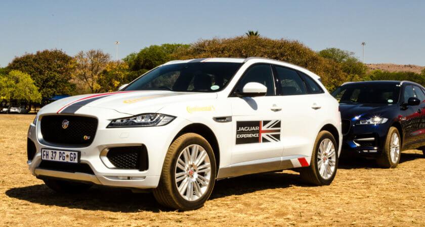 Video: Jaguar F Pace, good first impressions…
