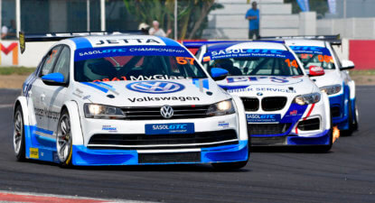 Motorsport action returns to Kyalami this weekend