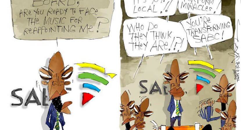 ANC finds backbone: Will SABC saga result in stronger parliament?