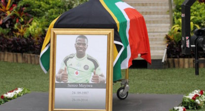 Two years on: Still no face of Senzo Meyiwa's murderer