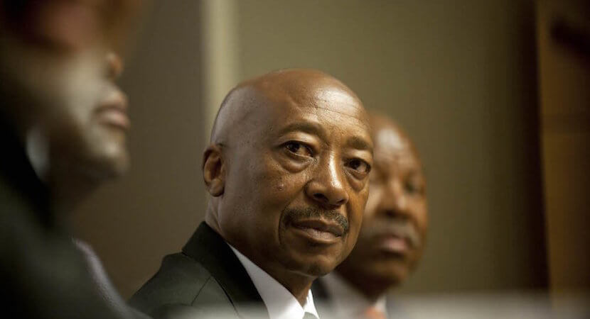 Dirty Bain & Co 'sorry' for SARS mess that contributed to R50bn tax revenue hole