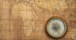 africa-and-compass