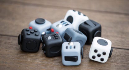Fidget cube – $6m on kickstarter but can they ship?