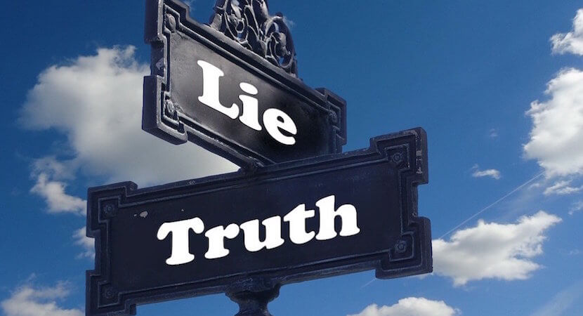 Just for laughs: Why men lie.
