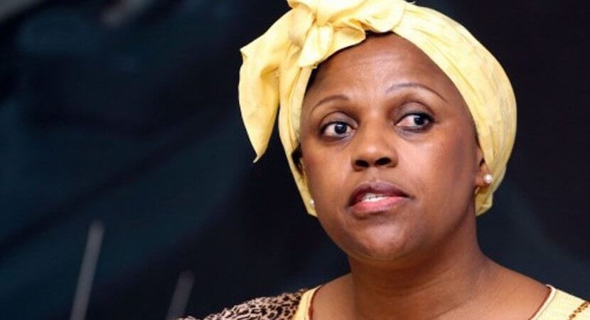 Dudu Myeni finally leaves SAA. Board shake-up at struggling airline.