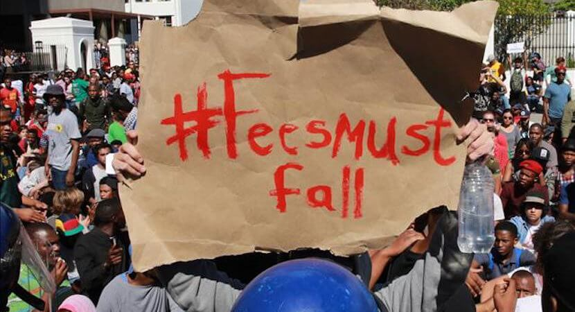 Matthew Lester on #FeesMustFall: Some shocking numbers