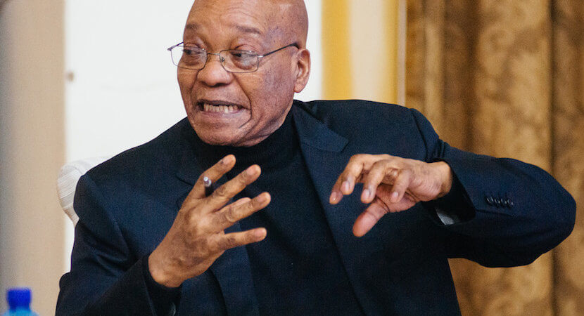 Should South Africa offer Zuma an amnesty deal? Why it's a very bad idea – expert insights