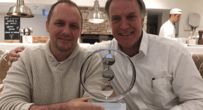 SA-owned, managed Fourex scoops UK's Entrepreneur of the Year award